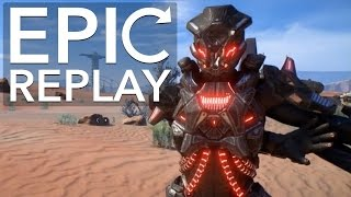 Quatsch in MASS EFFECT & Pain in GTA - Epic Replay