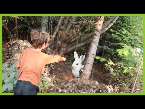 🐰Axel's Good Luck Snowshoe Hare