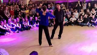 Swingtzerland 2019 Pro Jack & Jill Michael Kielbasa & Sonya Dessureault