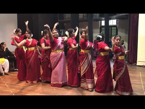 Shape of you(Bharatnatyam): LORETO HOUSE SCHOOL KOLKATA