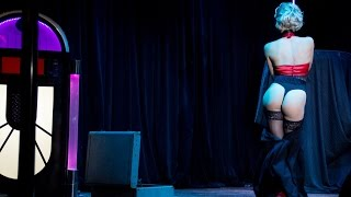 Tonya Kay's Holiday Hitchhiker Burlesque