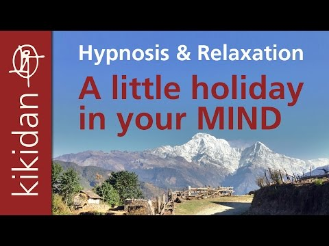 A Little Holiday in Your Mind
