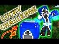 ЛАКИ ЧЕЛЛЕНДЖ! ФРИЗ Vs ФОУКС! МАЙНКРАФТ! - LUCKY CHALLENGE! Mr.Freeze Vs FawkeS Minecraft!