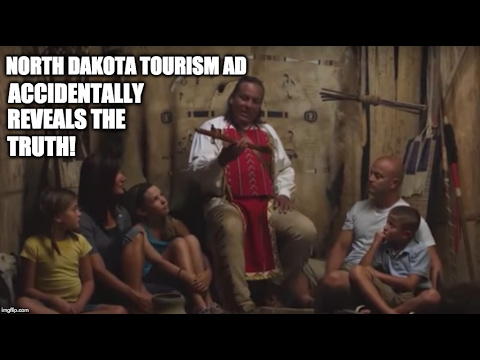 North Dakota Tourism Ad Accidentally Reveals The Truth!