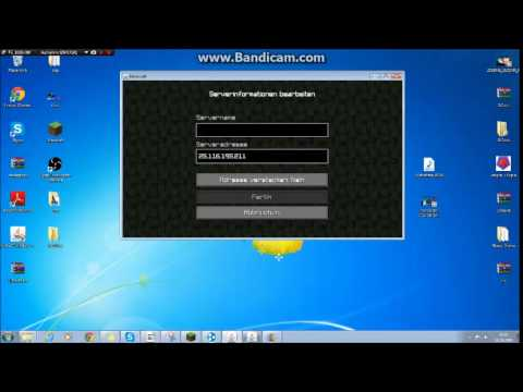 Eigenen Kostenlosen Minecraft CrackedNormal Server Erstellen Mit - Minecraft server erstellen programm