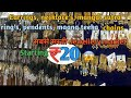 Cheapest jewellery market earrings,necklaces,rings,pendents wholesale/retail sadar bazar, Delhi