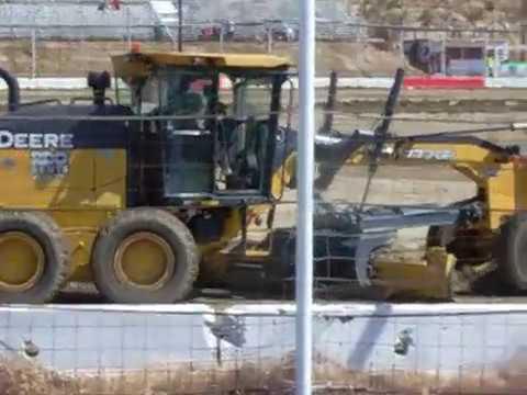Grader Game of Chicken Barona Speedway 5-19-2018