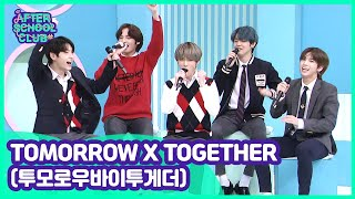 Baixar [After School Club] TOMORROW X TOGETHER(투모로우바이투게더) that we have been waiting to Run Away with !