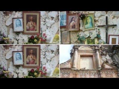 Ermita abandonada de la Madre de Dios