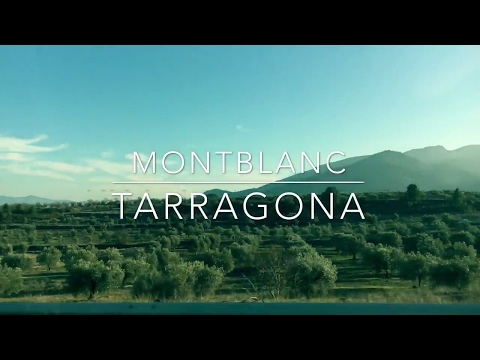 Montblanc, Tarragona, Spain Travel Video