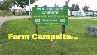 West end Farm Arlingham Campsite