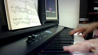 大好きな 久石譲さんの【Deer's Wind】 / 映画 「仔鹿物語」 長いことピアノから離れていた時に、この曲弾けるようになりたいなぁーと思って...