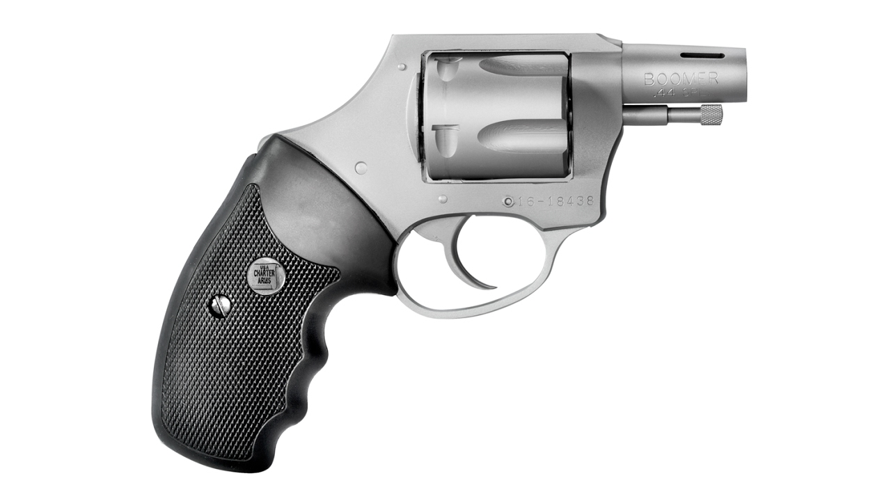 NRA Gun of the Week: Charter Arms Boomer Revolver