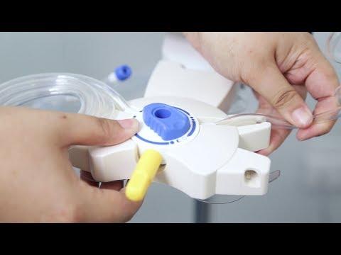 Continuous Ambulatory Peritoneal Dialysis CAPD  Exchange Procedure