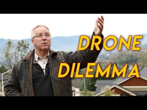 Why We Can't Fly a Drone at the Spec House