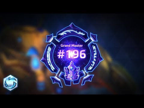 GRANDMASTER!!! // Road to Grandmaster // Heroes of the Storm