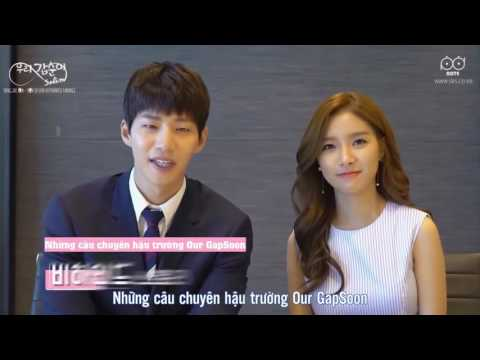 【Vietsub - PD Notes 】 Kim So Eun 김소은 & Song Jae Rim 송재림 ~ Our Gap Soon 우리 갑순이