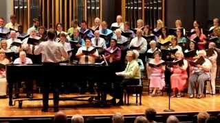 "St. Petersburg Choir - ""Madame Jeanette,"" ""WWI Medley"" - Spring 2015"