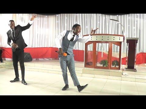 MASANJA Aimba Wimbo Wake Mpyaaa Ona Watu Walivyoupokea Kwa SHANGWE
