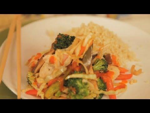 Gluten-Free Chicken & Broccoli Stir Fry : Gluten-Free Cooking