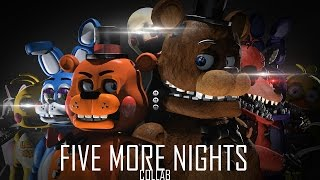 Скачать SFM FNAF Collab Five More Nights By JT Machinima