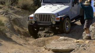 4-Wheel Roll Over Accident Part 1  Heart Attack Hill Anza Borrego Springs