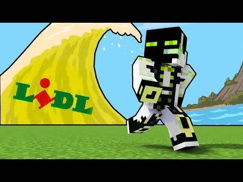 XXL LIDL TSUNAMI - Minecraft [Deutsch/HD]