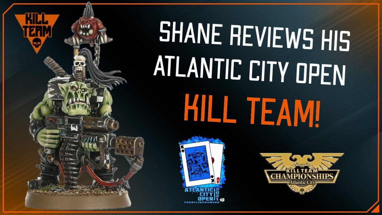 1 Ranked Ork Kill Team Player Reviews His Aco Tournament Run Youtube
