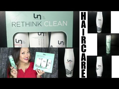 Unwash Haircare Unboxing + Review!