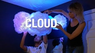 DIY Cloud Lamp ☁ | Superholly