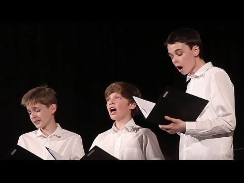 """Tears in Heaven"" - Die Chorjungen, solistes des Augsburger Domsingknaben (lyrics in subtitles)"