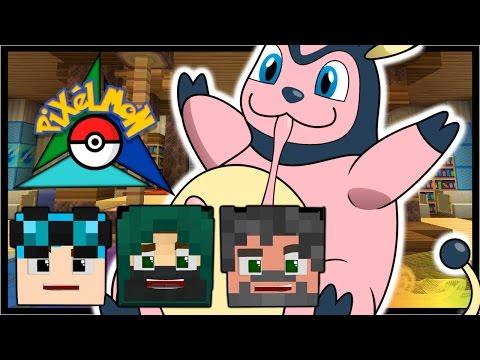 POKEMON HUNT GONE WRONG!?   Pokémon Trinity   Minecraft #5