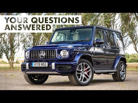 Mercedes-AMG G63: Your Questions Answered | Carfection 4K