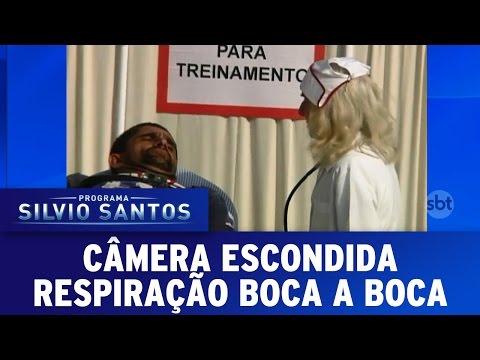 Câmera Escondida (09.10.16) - Respiração Boca a Boca