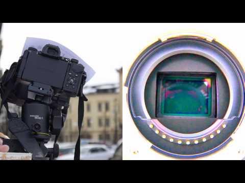 Olympus OM-D E-M5 Mark II sensor shift image stabilization in action
