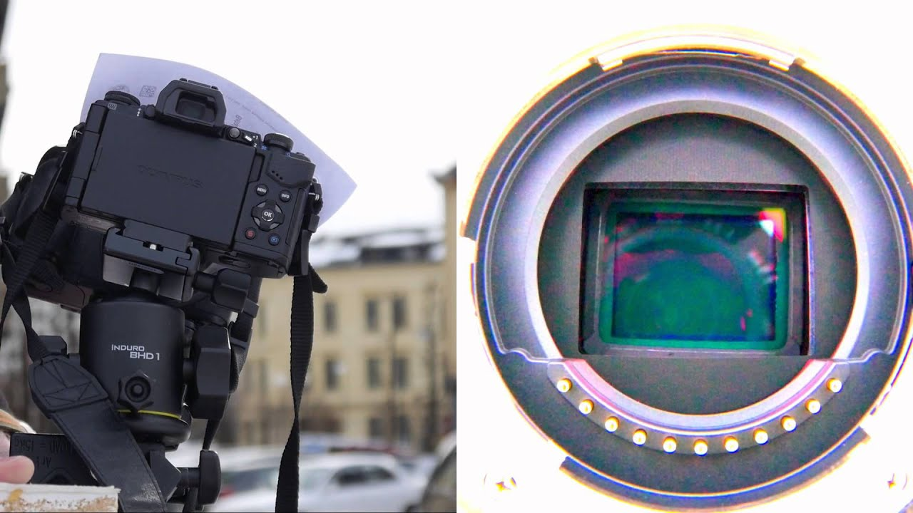 This is What Olympus' Sensor-Shift Stabilization Looks Like