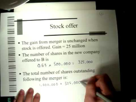 Applied Corporate Finance. M&A. Mergers & Acquisitions