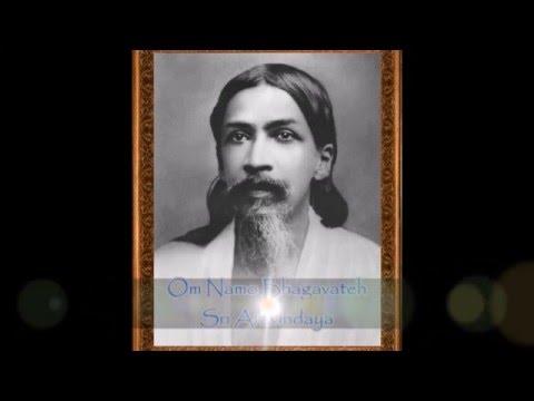 Om Namo Bhagavateh Sri Aravindaya