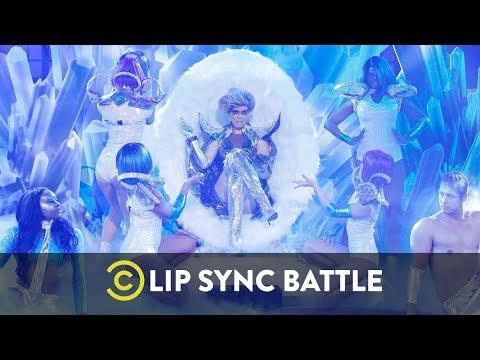 Lip Sync Battle - Bellamy Young