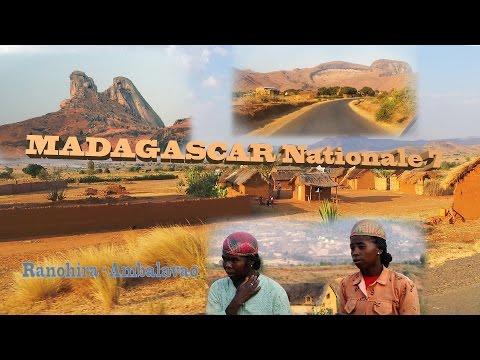 MADAGASCAR - Le long de la  N7 - Etape1 (Ranohira/Ambalavao)