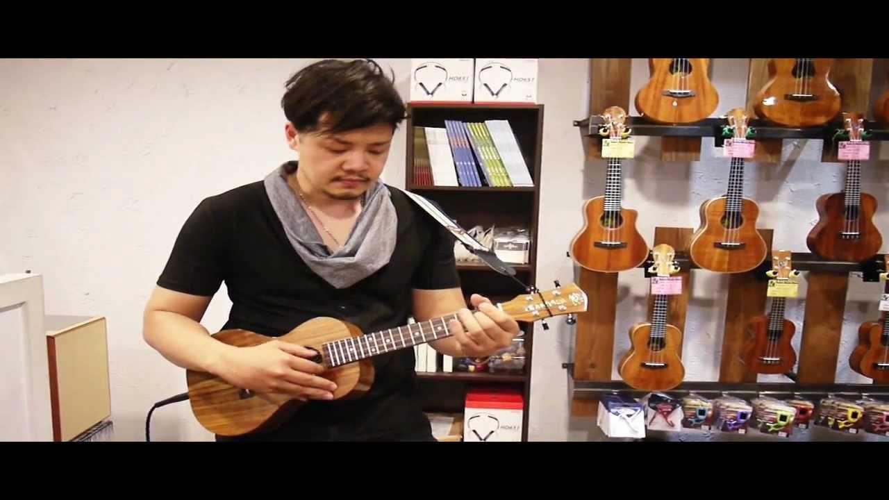 烏克麗麗加上LOOP機簡單就疊出你自己的音樂(強尼小子烏克麗麗小教室) - YouTube