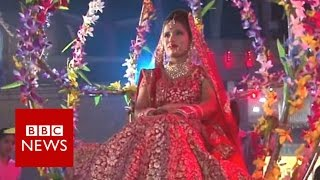 How to organise an Indian wedding without cash? BBC News