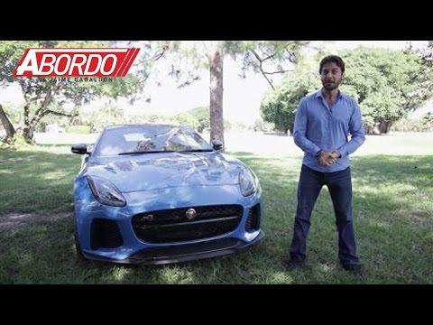 Jaguar F-TYPE 2017 - Prueba A Bordo Completa