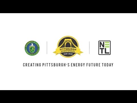 DOE/NETL-City of Pittsburgh MOU – Technical Video