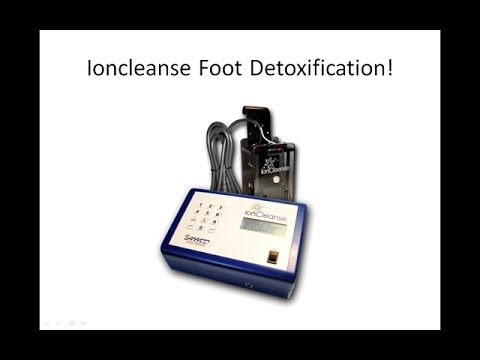IonCleanse Foot Bath Detoxific...