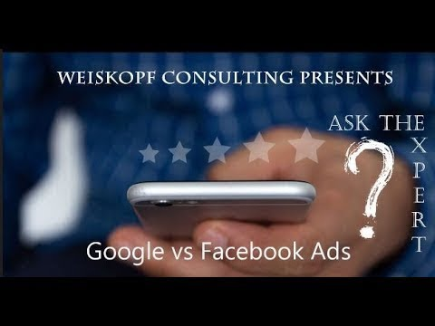 Learn how Google Ads differs from Facebook Advertising and What May Work Best for Your Business.
