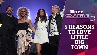 5 Reasons to Love Little Big Town | Rare Country's 5