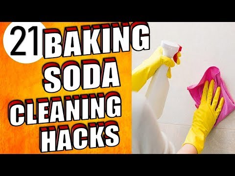 21 Genius Baking Soda Cleaning Hacks for Your Home