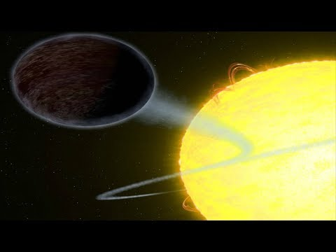 NASA's Hubble Captures a Pitch Black Planet WASP-12b Reflects No Light