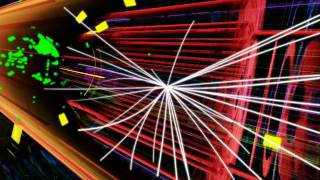 Large Hadron Collider 7 TeV Collsion Visualization [1080p]